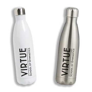 Virtue School of Gymnastics Insulated Water Bottle